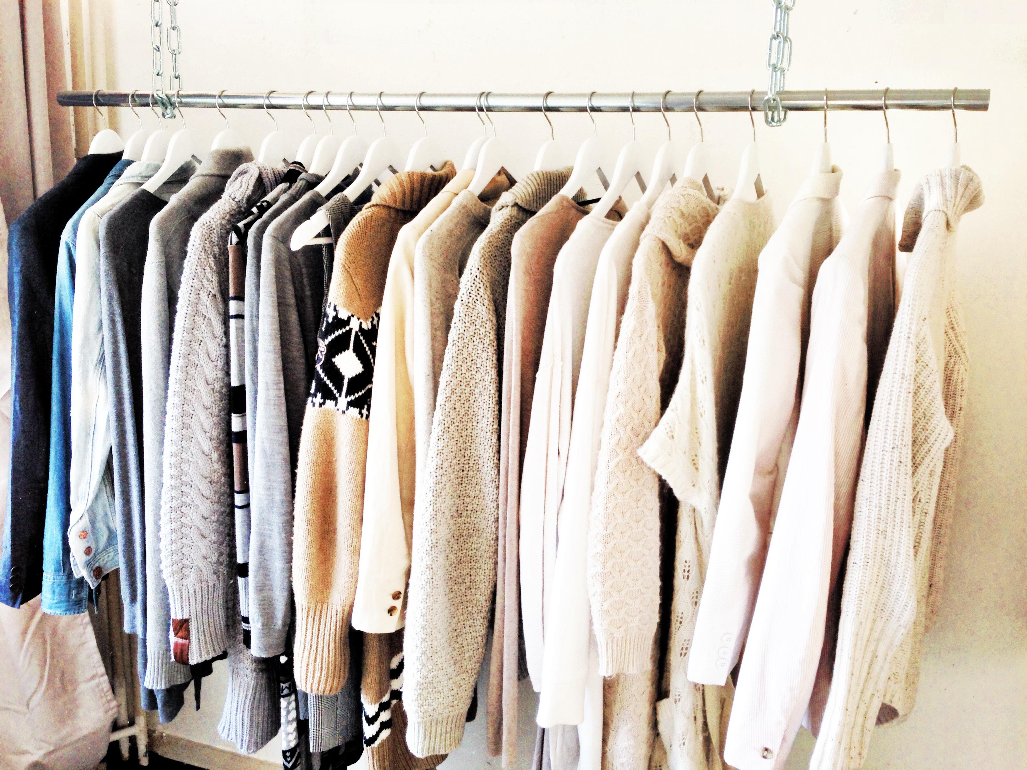 Geliefde Do it yourself: Walk in closet - donebymyself WX68