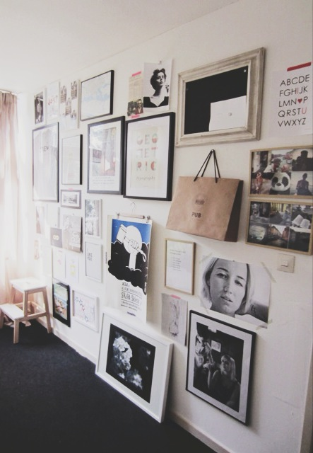 Do it yourself: Wall of Fame