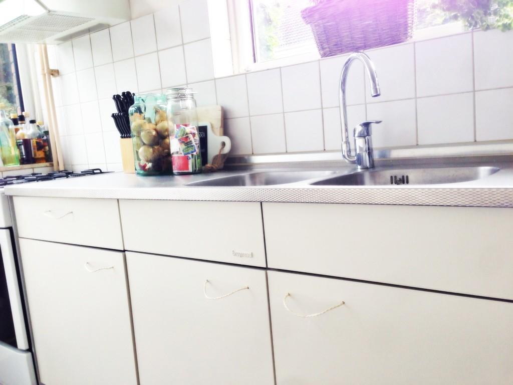 Do it yourself: keukengreep