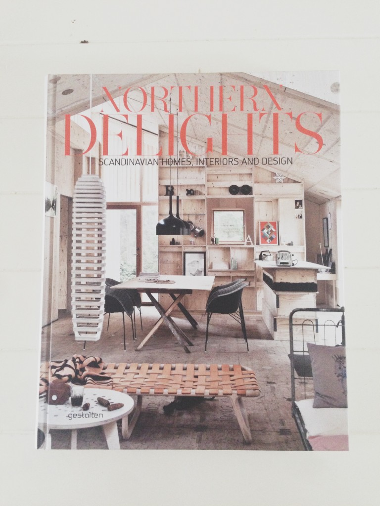 "Shoplog: boek ""Nothern Delights"" in München"