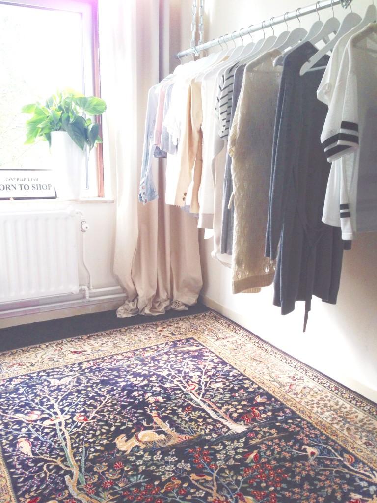 Shoplog: nieuw vloerkleed