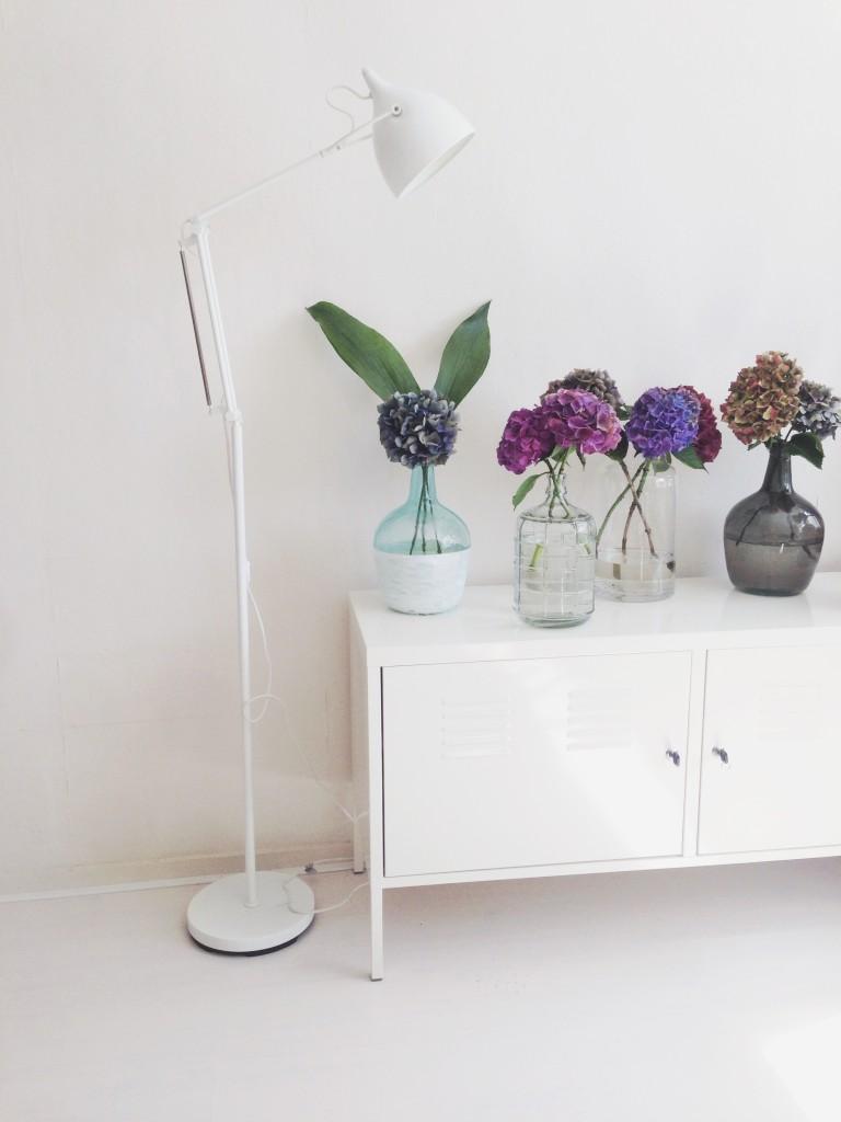 Shoplog: nieuwe vloerlamp