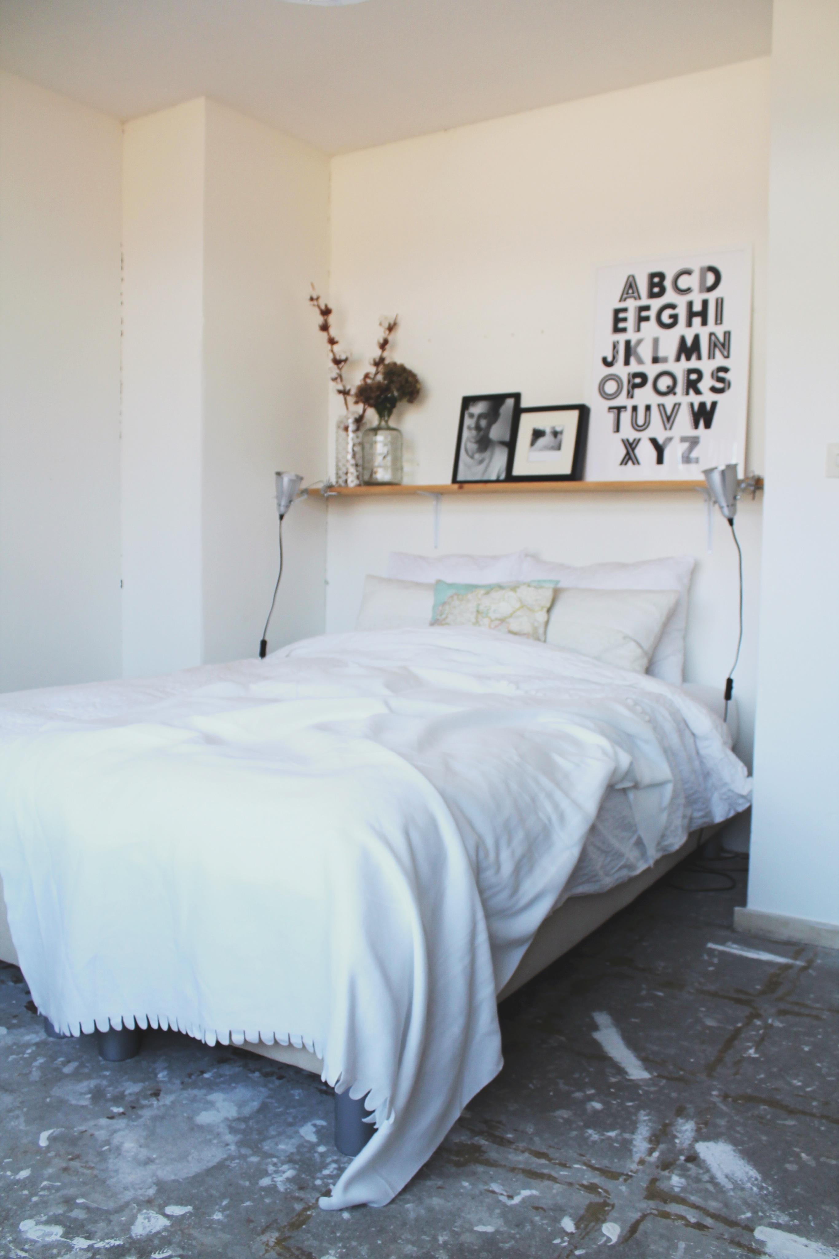 Nieuwe slaapkamer - donebymyself