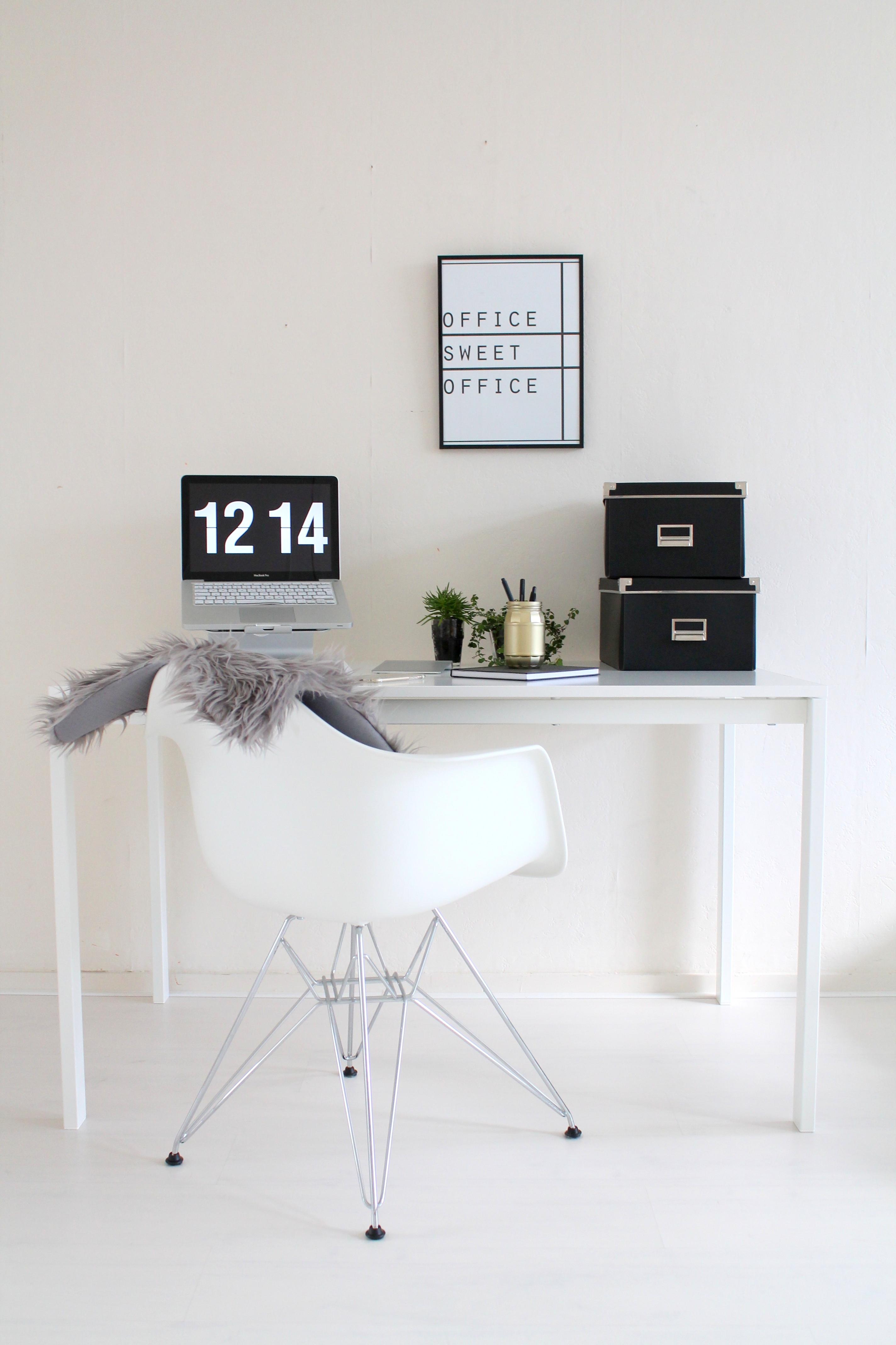 Klein Ikea Bureau.Shoplog En Stylingtip Mijn Nieuwe Werkplek Donebymyself