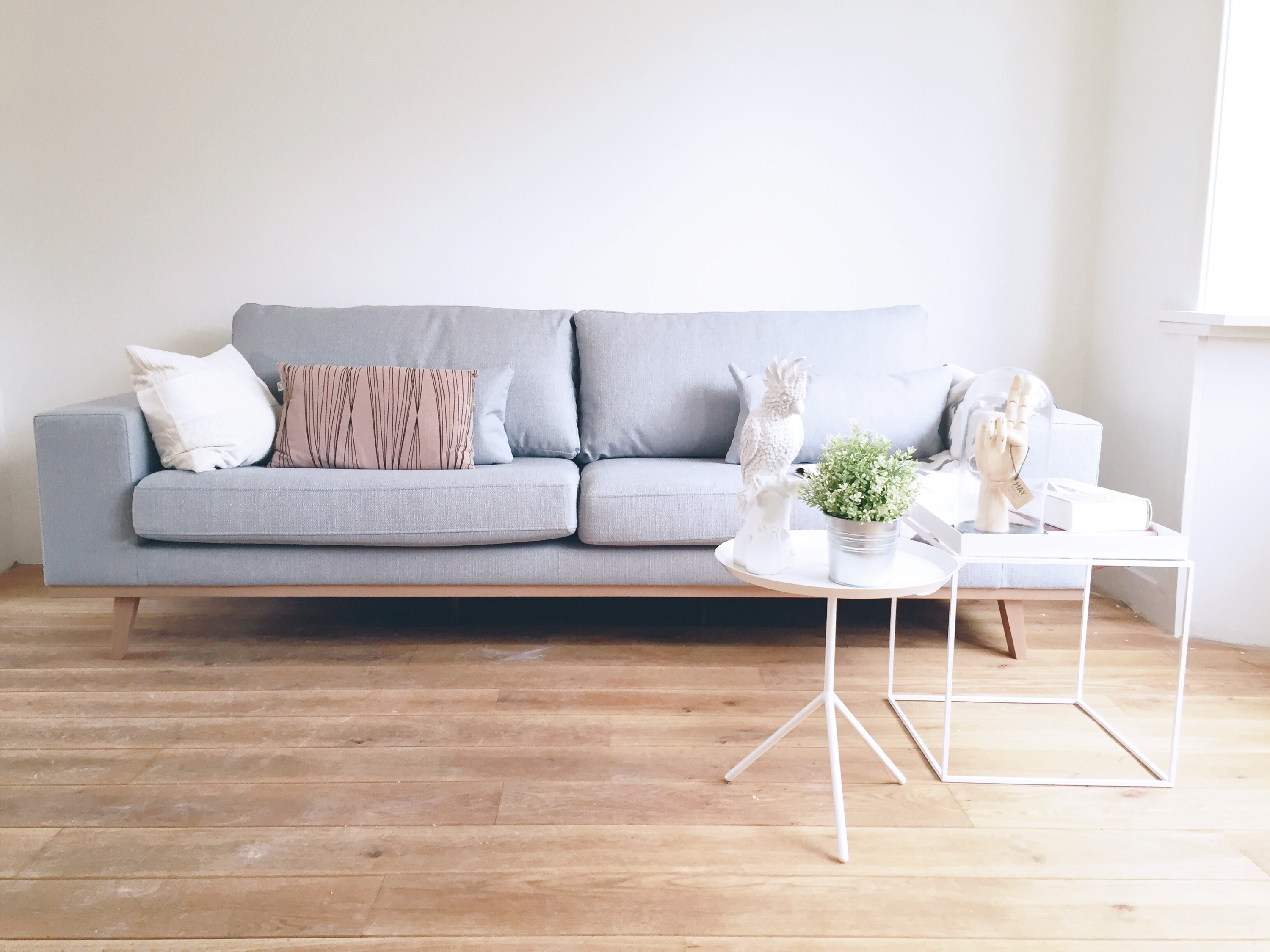 Shoplog: new couch!