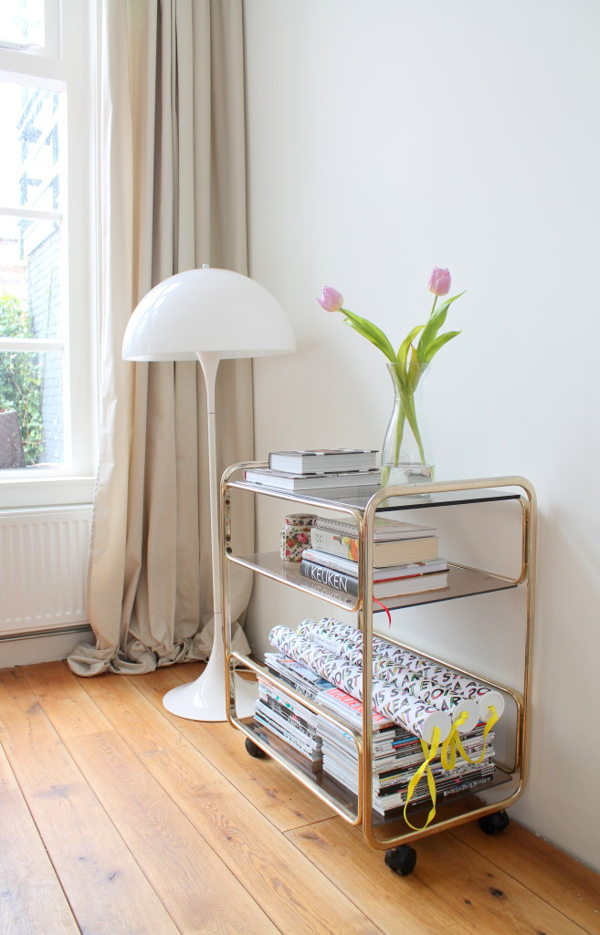 Shoplog: Panthella lamp