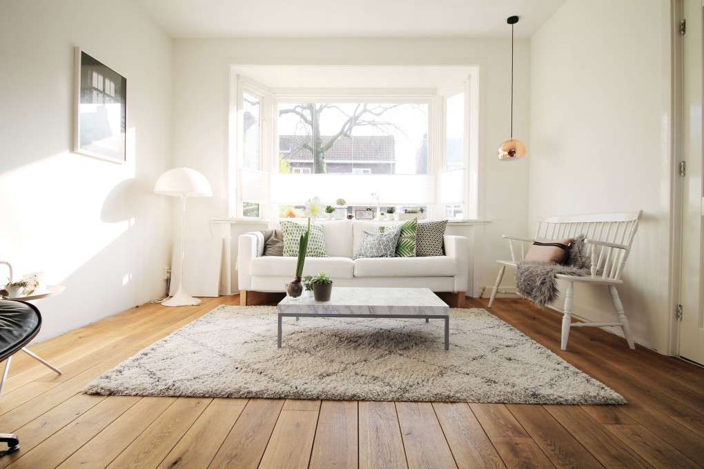 New livingroom layout