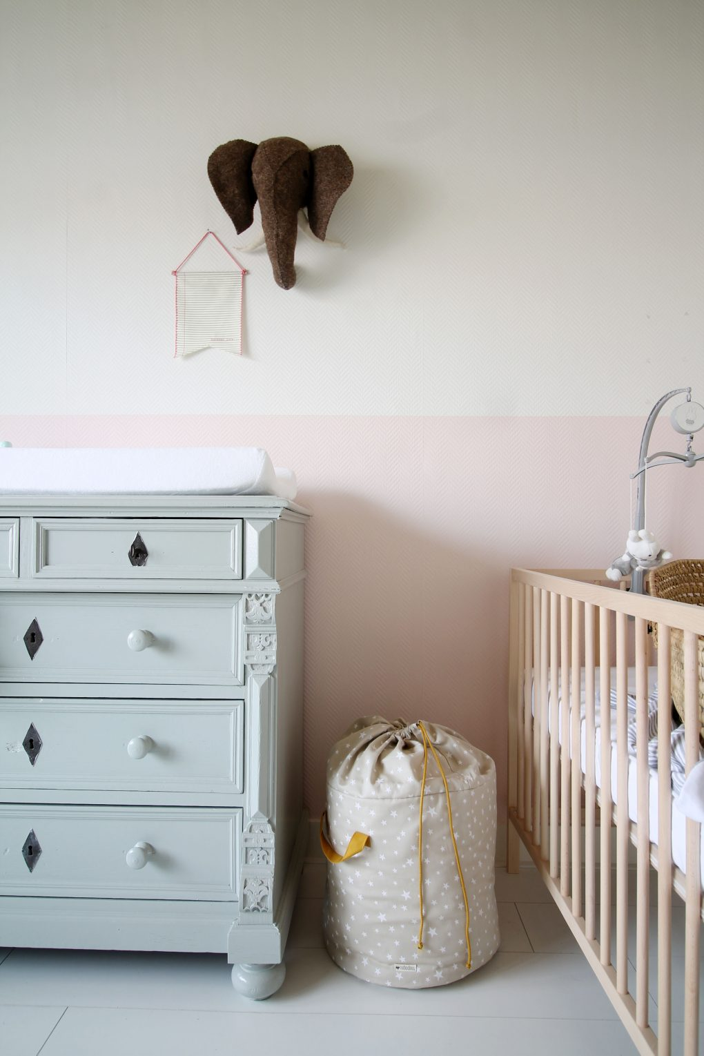 Storage for your bébé's room