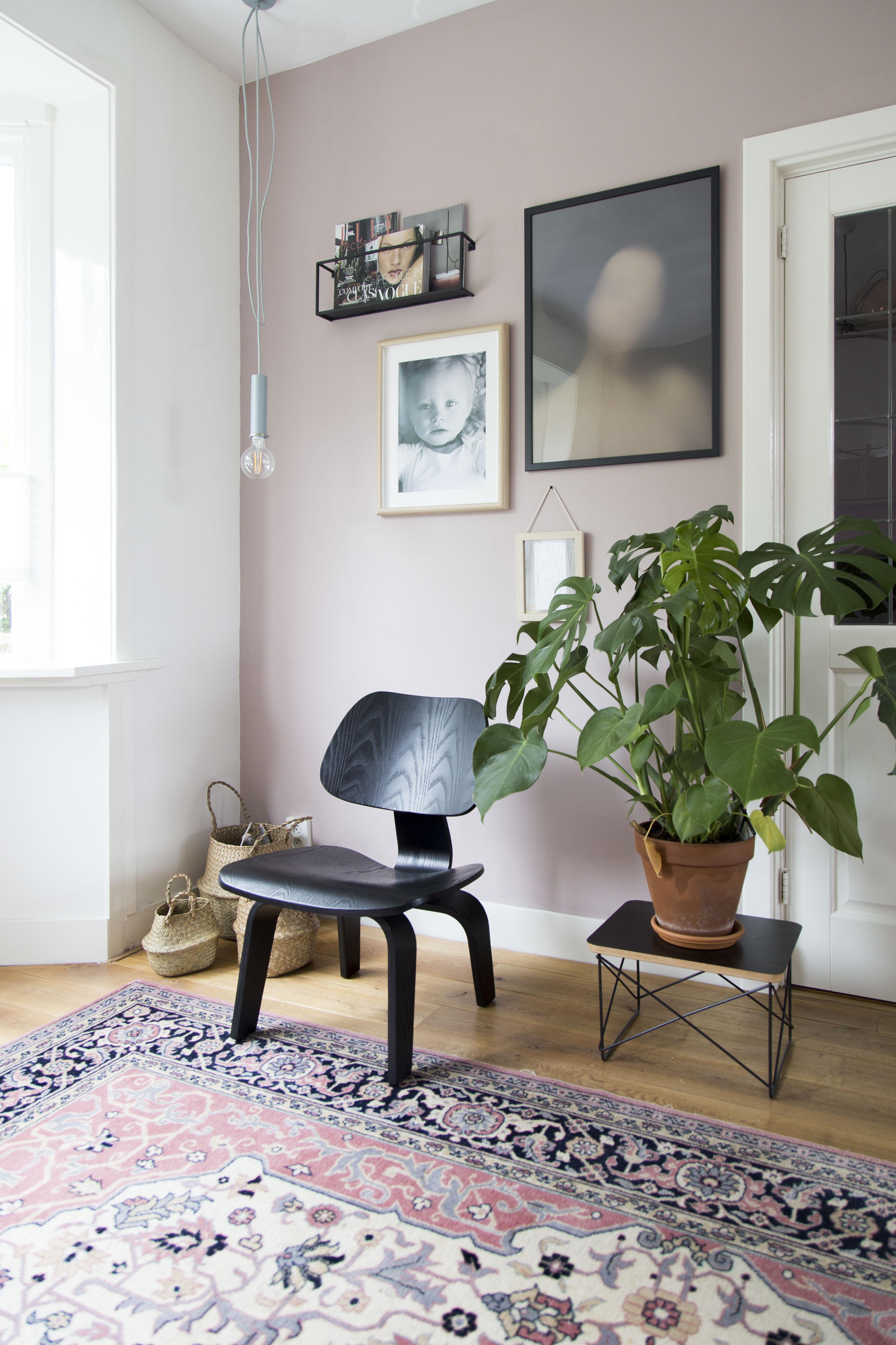 Livingroom corner makeover